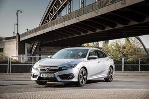 Nuevo Honda Civic Sedán desde 24.940 euros