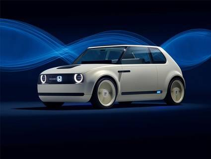 Honda Urban EV concept con un diseño, ¿innovador?