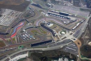 GP EE UU: circuito, neumáticos y horarios