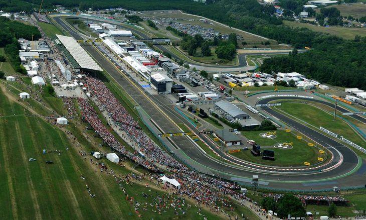 GP de Hungría F1 2019: Horarios y Neumáticos