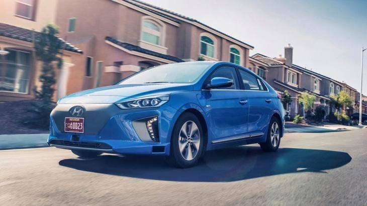 Hyundai IONIQ Autónomo de cara al futuro