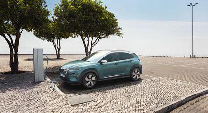 Hyundai Kona Eléctrico con 482 kms de autonomía