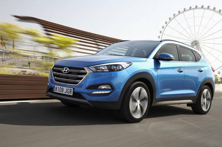Hyundai Tucson: seguridad al volante