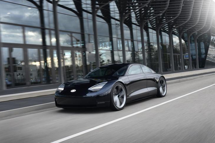 """Hyundai Concept EV """"Prophecy"""""""