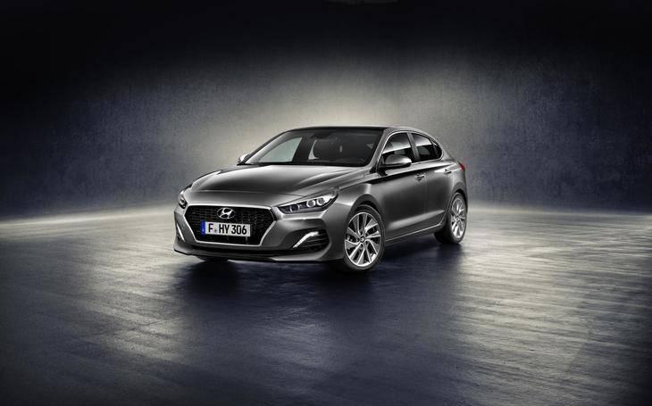 Nuevo Hyundai i30 Fastback