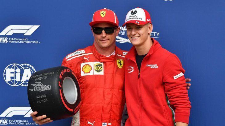 GP de Italia: los Ferrari un poco más rápidos