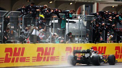 GP de Japón F1 2019: Mucha diferencia entre Mercedes y Ferrari
