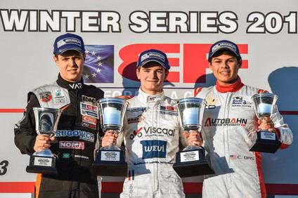 Viscaal, piloto de Teo Martin Motorsport, doble victoria en Paul Ricard