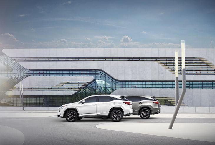 Lexus RX L, la primera versión de 7 plazas de la marca japonesa