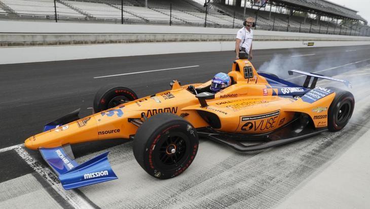 La vuelta de McLaren