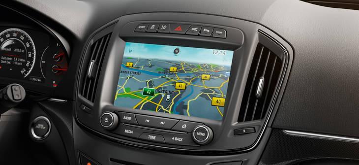 Problemas con el sistema Intellilink Navi 900 de Opel