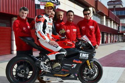 Muere el piloto de motos Ismael Bonilla