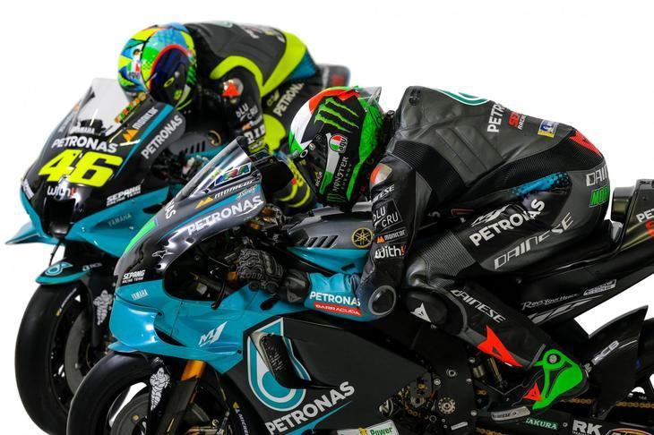 El equipo Petronas Yamaha SRT inicia una nueva era