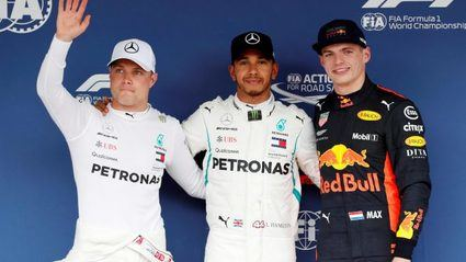 GP de Japón F1: Hamilton suma su pole 80ª y destroza a Ferrari