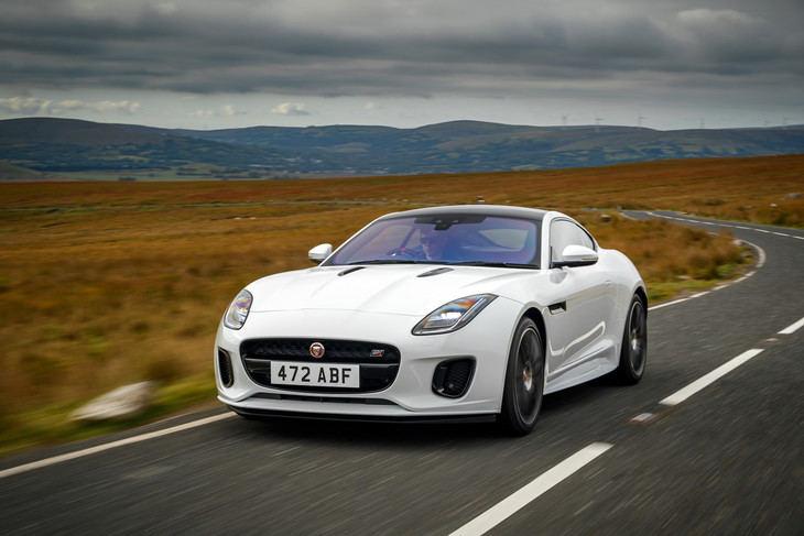 Jaguar F-Type 'Chequered Flag' una edición limitada