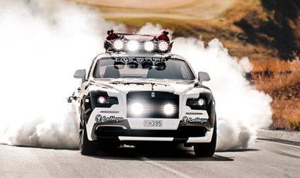 Rolls Royce Wraith de Jon Olsson