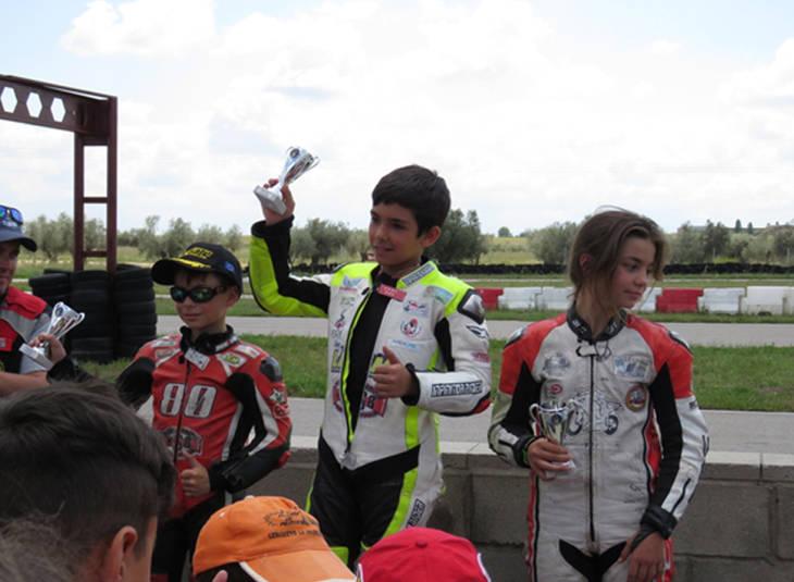 Incremento de pilotos inscritos respecto a la primera prueba.