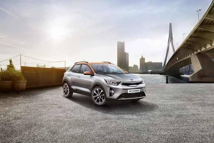 Kia Stonic, diseño compacto con inspiración SUV