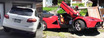 Esta vez por partida doble: Porsche y Ferrari