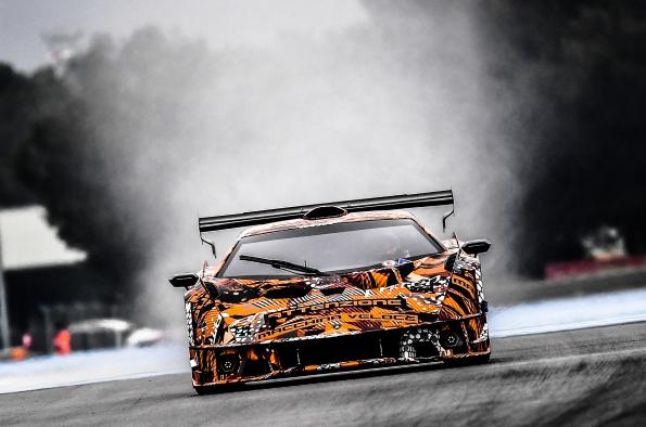 Lamborghini SCV12 el superdeportivo de Squadra Corse