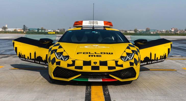 Lamborghini Huracan coche