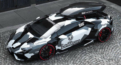 Jon Olson vende su Lamborghini Huracan