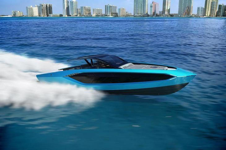 Descubra el nuevo modelo de Lamborghini de 3 millones de euros