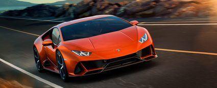 Lamborghini Huracan Evo algo más que un cambio de nombre