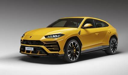 Lamborghini Urus, el nuevo SUV más rápido del mundo