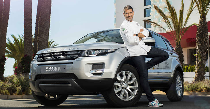 Land Rover vuelve con 'Sublimotion'
