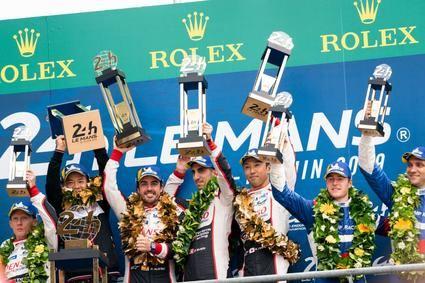Fernando Alonso: Victoria y Campeonato del Mundo de Resistencia(WEC)