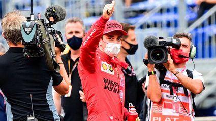 "Leclerc se hace con la ""pole"" del Gran Premio de Monaco."