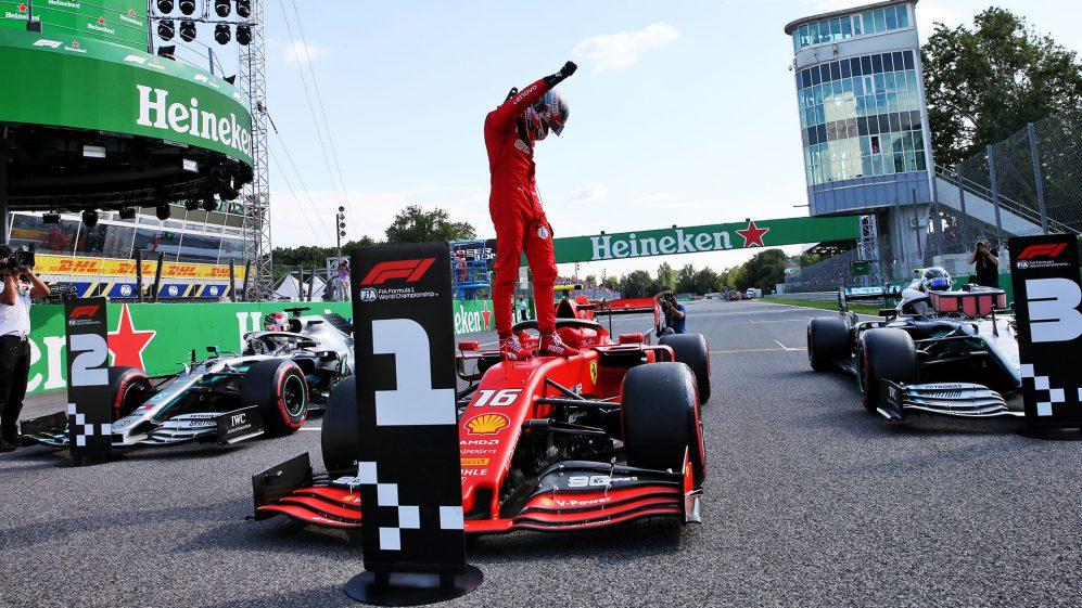 GP de Alemania F1 2019: Ferrari promete
