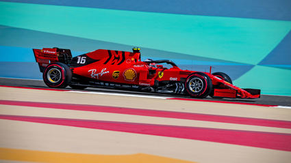 GP de Bahrein F1: Leclerc firma su primera pole en su segundo GP con Ferrari