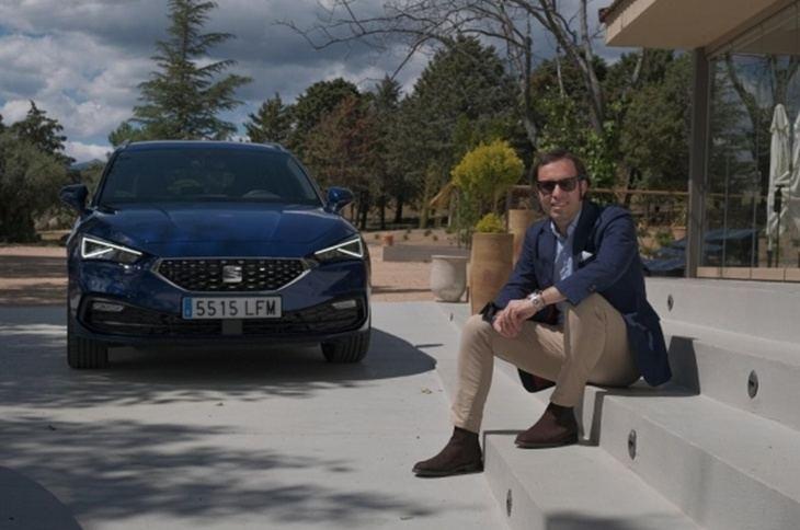 El nuevo Seat León en palabras de Pablo Cofán, Jefe de Prensa