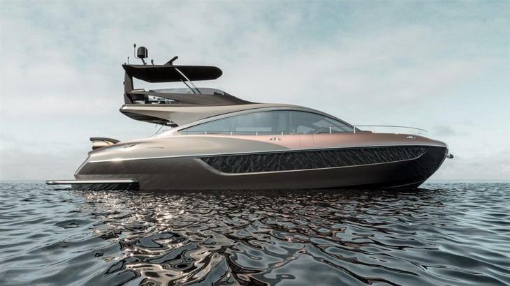Lexus presenta su yate LY 650