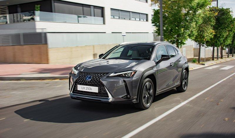 Lexus UX 250 h el híbrido autocargable