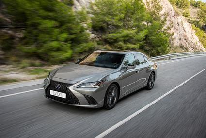Lexus ES 300h a partir de 45.000 euros