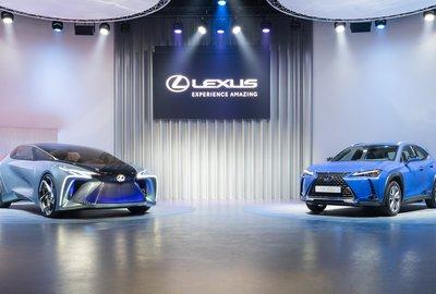 Lexus presentará cuatro novedades