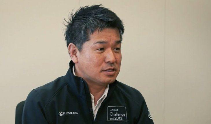 Takashi Watanabe, ingeniero jefe de Lexus