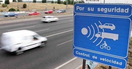 Los radares que más multan en España