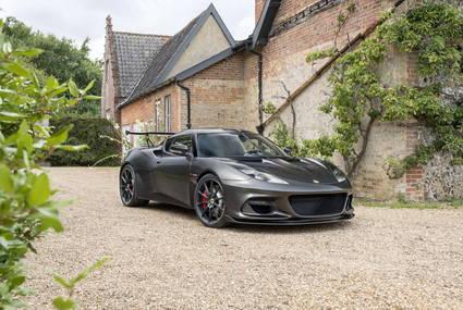 Nuevo Lotus Evora GT430, el más potente de la historia