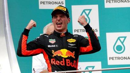 Max Verstappen consigue su primera victoria de la temporada