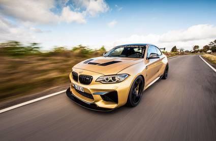 BMW M2 Manhart, más potencia todavía