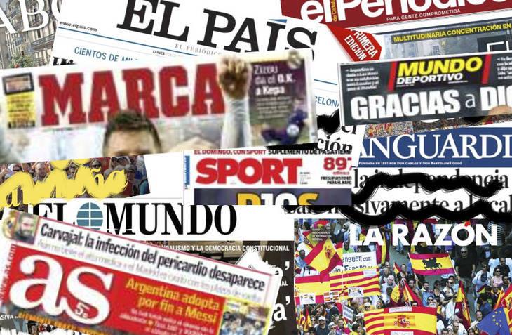 El diario 'Marca' afronta uno de los peores momentos de su historia