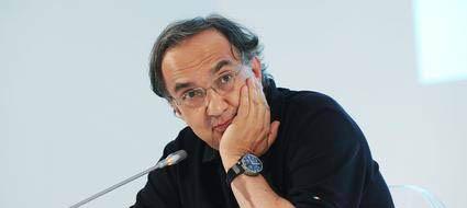 Marchionne, Consejero Delegado de Ferrari