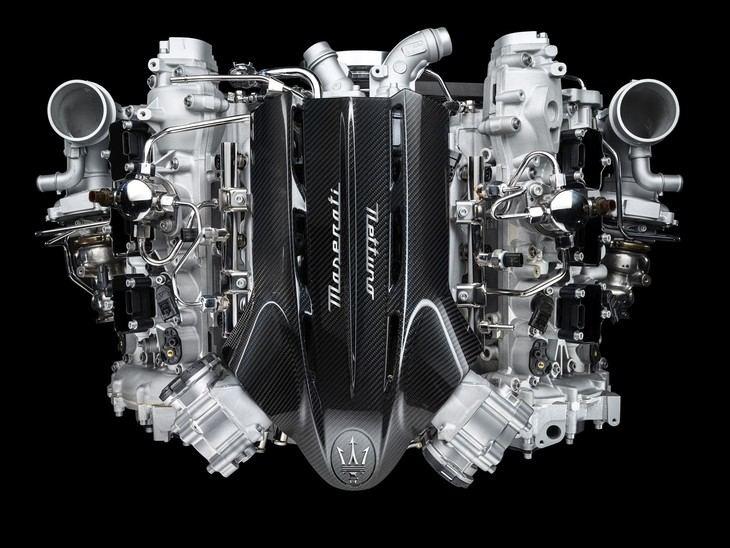 Maserati Nettuno con tecnología de F1