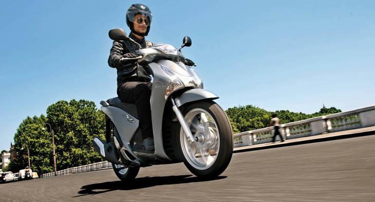 Las motos también 'crecen' en España