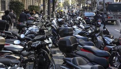 La moto es el subsector que presenta los mejores datos en la automoción con un contracción del 9%
