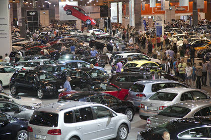 Las ventas de coches han subido el 11 por ciento
